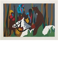 dondon by jacob lawrence