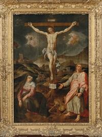 le calvaire by flemish school (16)