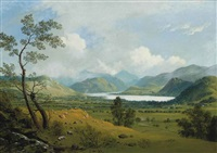 ullswater by william linton