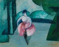 ballerina by roberto marcello baldessari