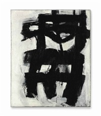 painting no. 3 by franz kline