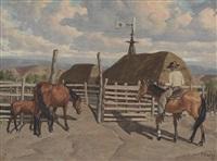 burnham ranch by fred darge