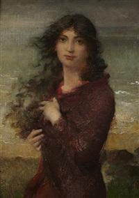 sea wind by henry john lintott