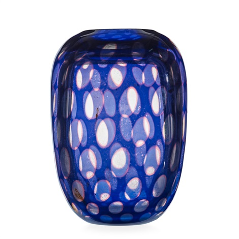 A Slipgraal Glass Vase Orrefors Sweden 1948 By Edward Hald On Artnet