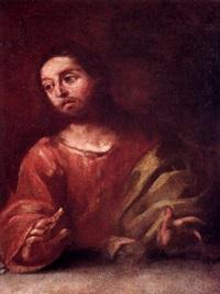 cristo eucarístico by vicente berdusan