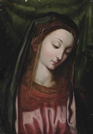 the madonna by scipione pulzone