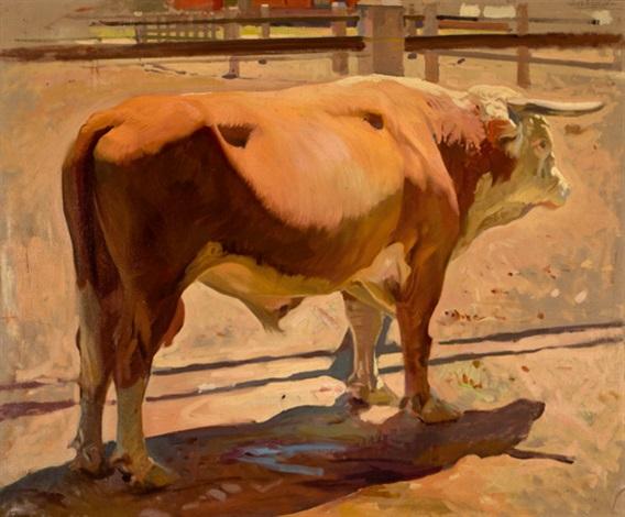 toro al sol by fernando labrada
