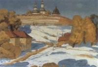 au-dela des remparts by victor smirnov