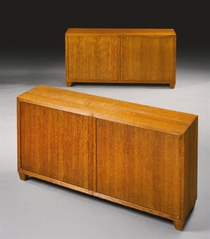 cabinets pair by jean michel frank
