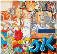 ok picasso by erró