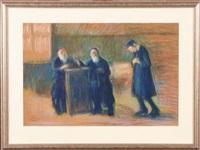 scena u rabina by artur markowicz