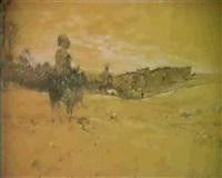le desert guillaumet