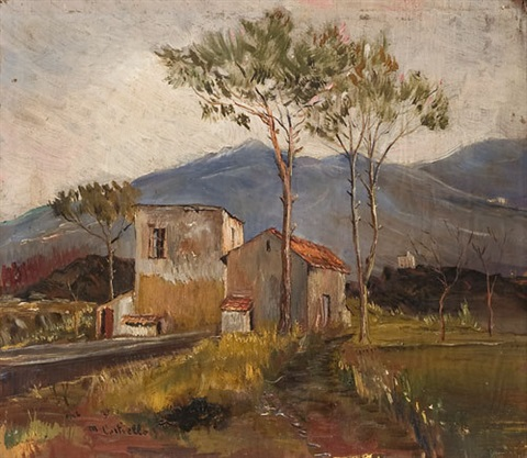 casolari in campagna by mario cortiello