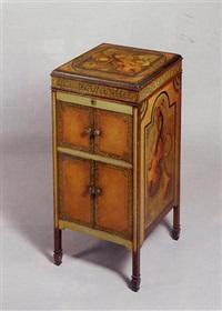 gramophone cabinet by douglas davidson