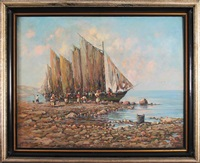 na brzegu morza by s. federowsky