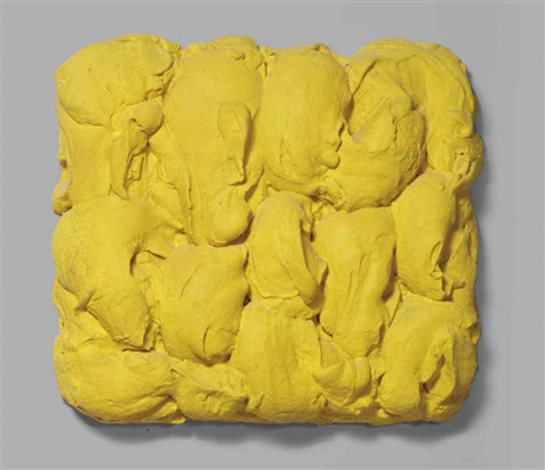 yellow by bram bogart