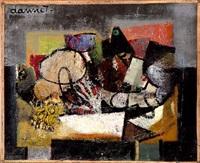 composition aux champignons by jean marcel dannet