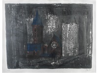 st. james the less, westminster, by g.e.street by john piper