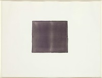 magenta / charcoal black by callum innes
