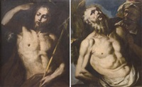 saint john the baptist by francesco rosa
