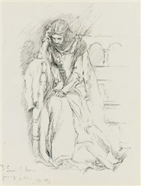 stray thoughts by edwin austin abbey