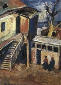 l'escalier by aschot khatchatian