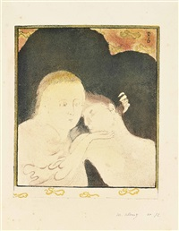 tendresse by maurice denis