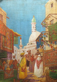 magrebian bazar by traian biltiu dancus