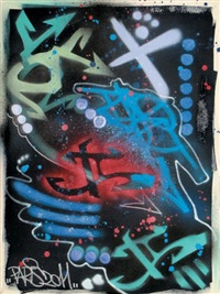 composition graff by toxic
