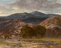 sangre de cristo color by carl von hassler