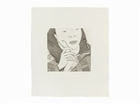 untitled from light as air by alex katz
