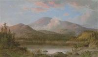mount orford by robert scott duncanson