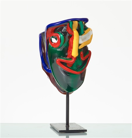 Skulptur Modern skulptur janus by bengt lindström on artnet