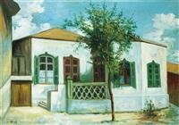 rabikov house, neve-zedek by meir gur-arie