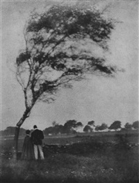 pastorale (from camera work 10) by gertrude kasebier