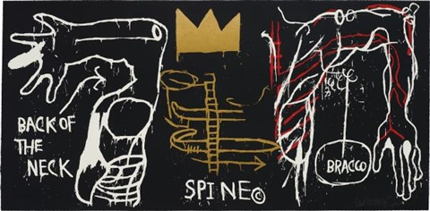 artwork by jean-michel basquiat