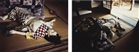 otsuka nene wears tuzigahana (4 works) by izima kaoru