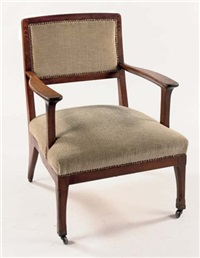 easy-chair by jacob pieter van den bosch