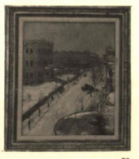 the winter of '04 in the city by walter w(ilcox) burridge