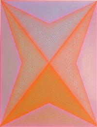 inward eye, #6 by richard anuszkiewicz