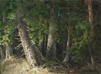 waldlichtung by oskar mulley