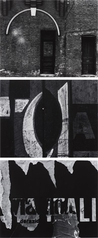 selected images 4 works by aaron siskind