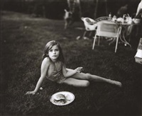jessie at seven by sally mann