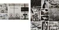 fifteen photographs (15 works) by brett weston