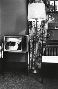 television, washington, d.c by lee friedlander
