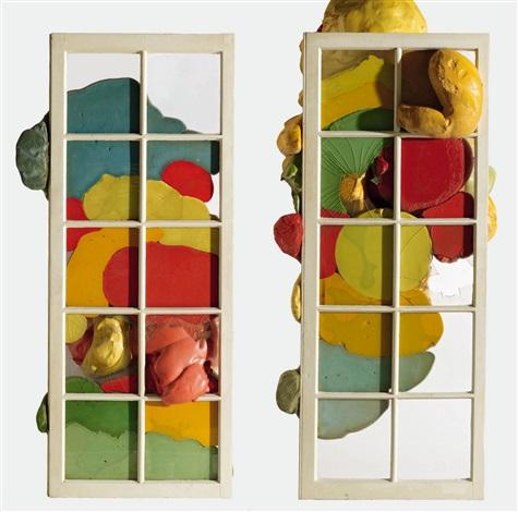 window view by marjorie virginia strider