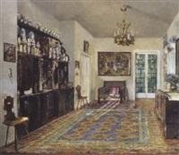 interieur by elisabeth weber-fülöp