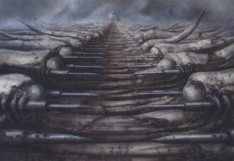 a jodorowskys dune 1 by hr giger on artnet