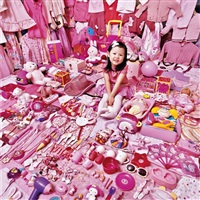 seohyun and her pink things (from the pink project) by yoon jeongmee