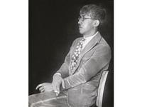 léonard tsuguharu foujita, paris by berenice abbott